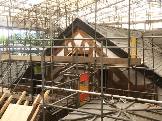 Wythenshawe Hall restoration update