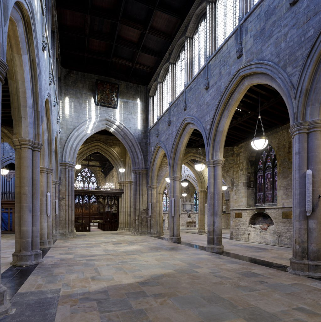 St Mary's reordering and restoration wins Presidents' Award 2018