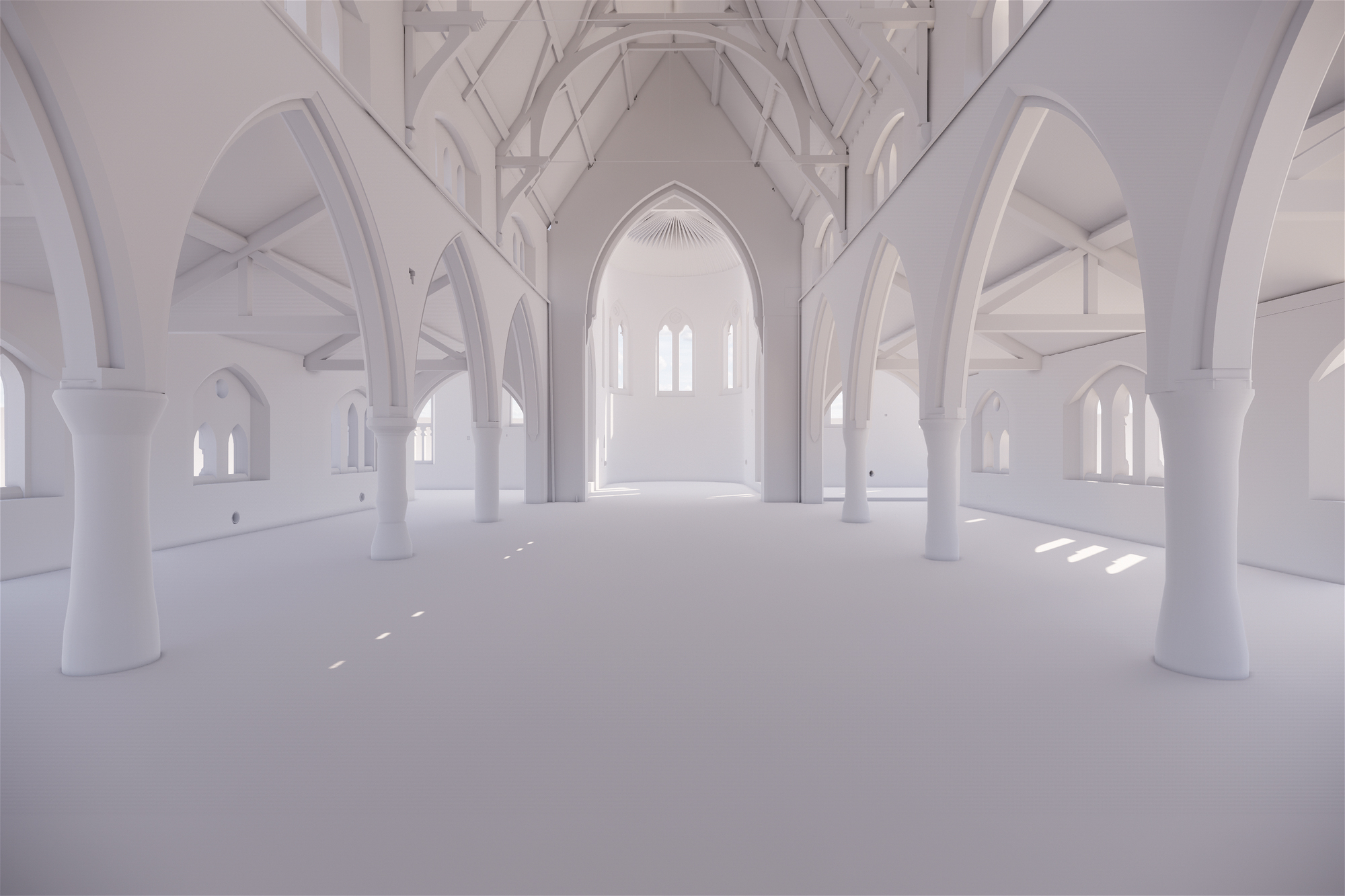 What are the benefits of using VR in architecture?
