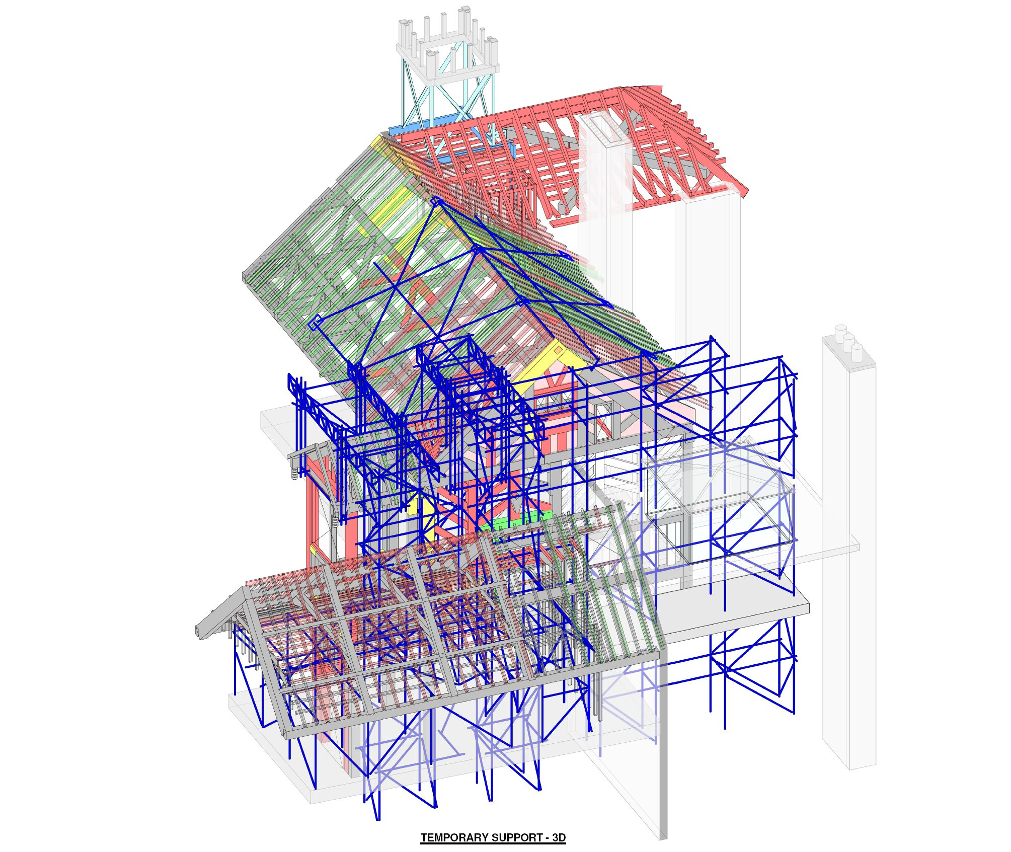 Buttress to present at BIM4Heritage Conference