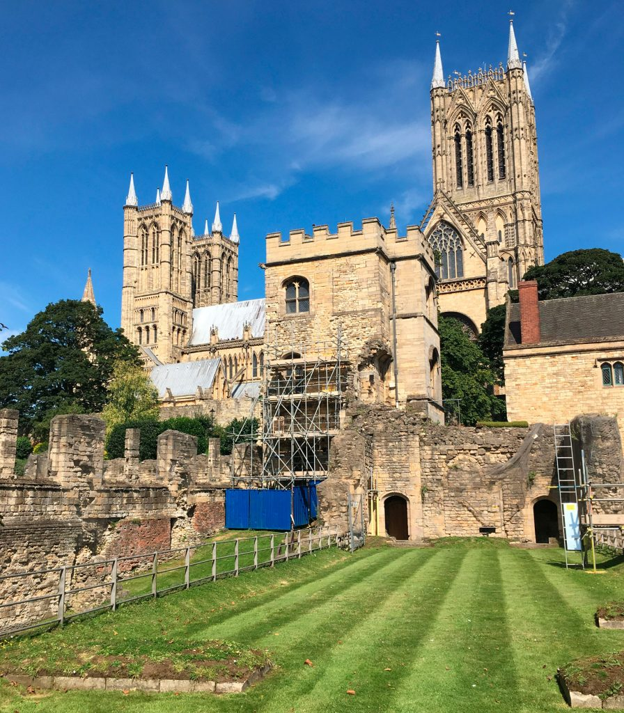 Buttress appointed to deliver major programme of conservation works at Lincoln Medieval Bishops' Palace