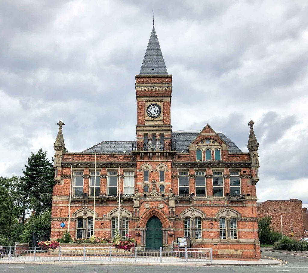Buttress appointed to Stretford Public Hall ballroom restoration