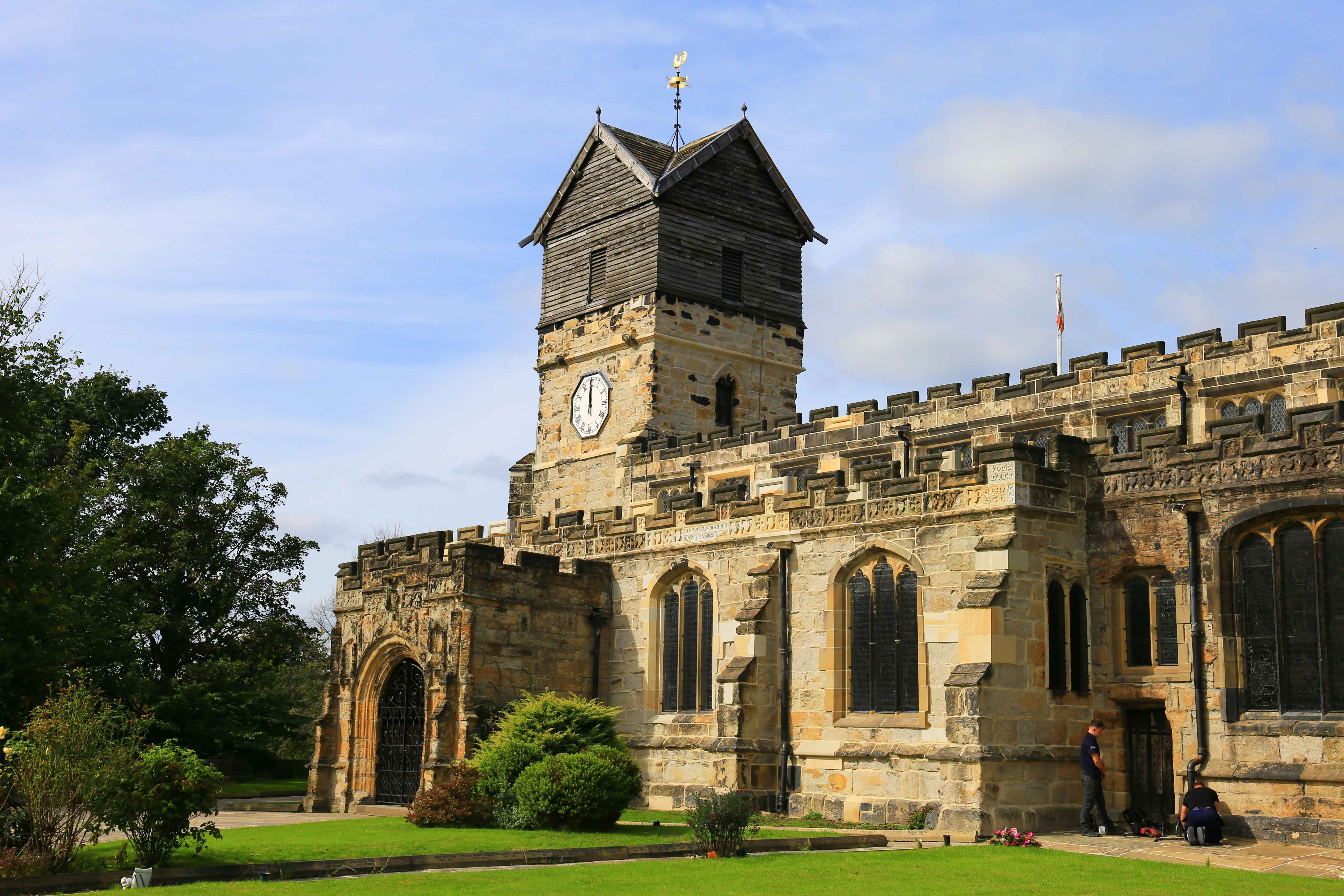 25 Years of National Lottery Heritage Funding