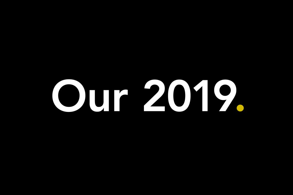 Watch: Our 2019