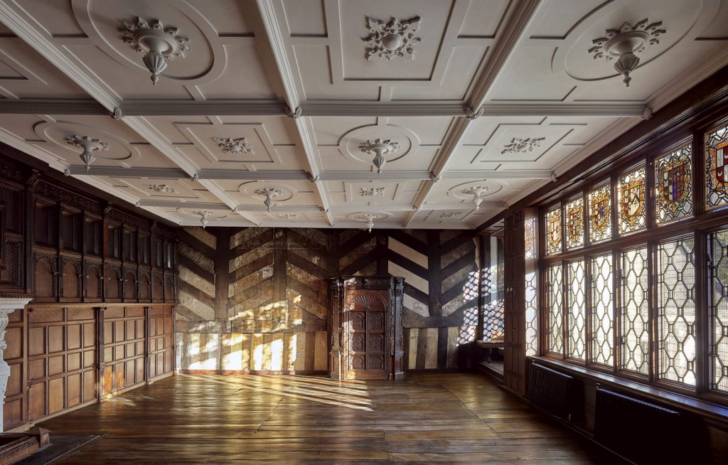 Restoration of Wythenshawe Hall shortlisted for RIBA North West Award