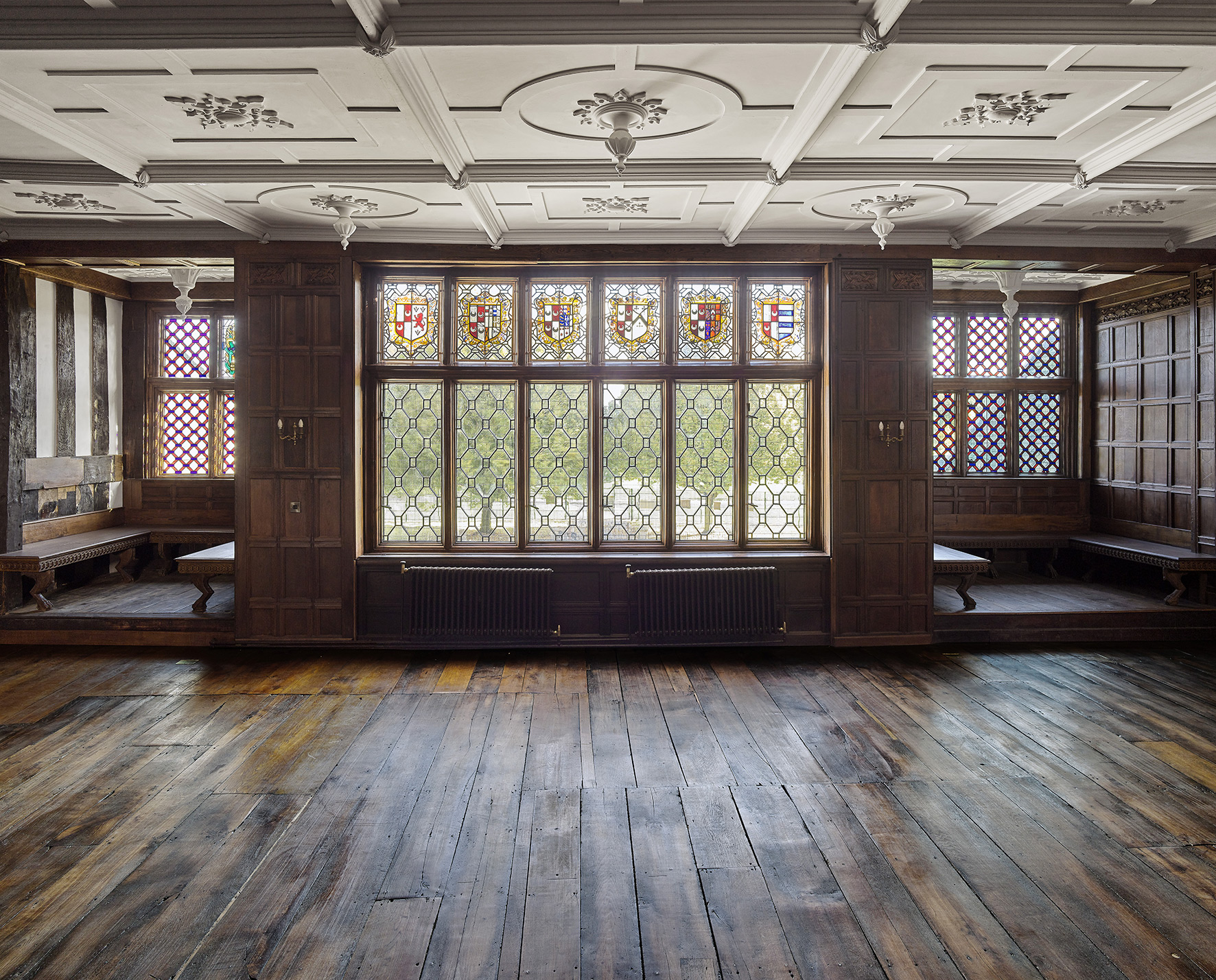 Wythenshawe Hall named Civic Trust Awards Regional Finalist