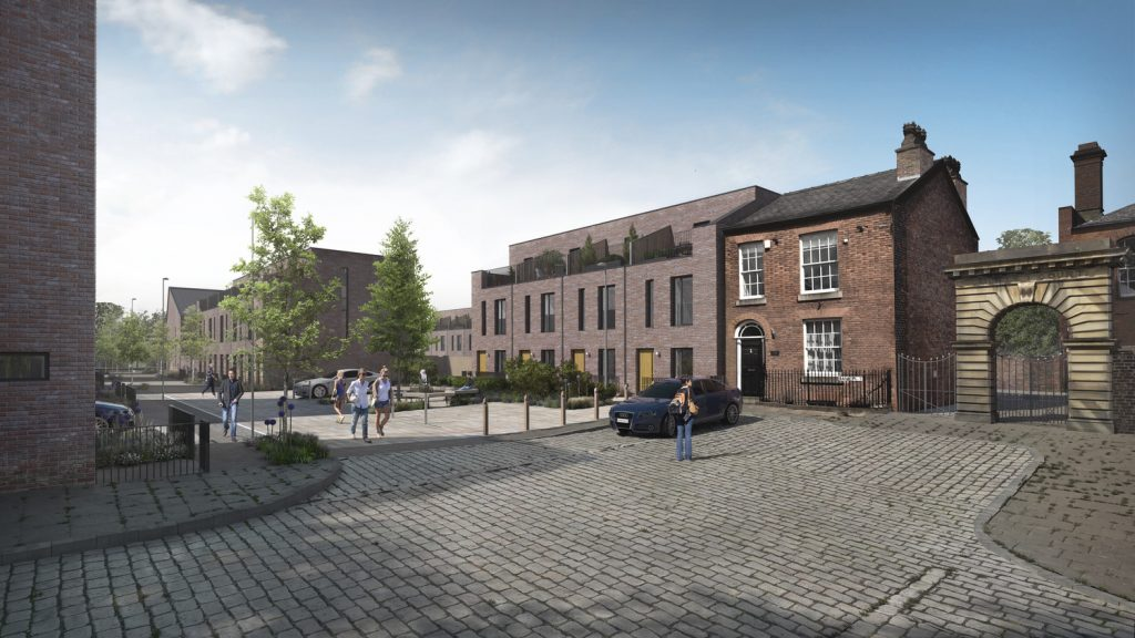 Valette Square shortlisted for Housing Design Award