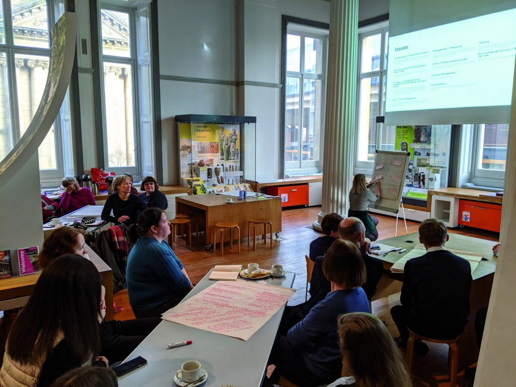 Re-imagining the Harris: A Collaborative Approach to Heritage Consultancy