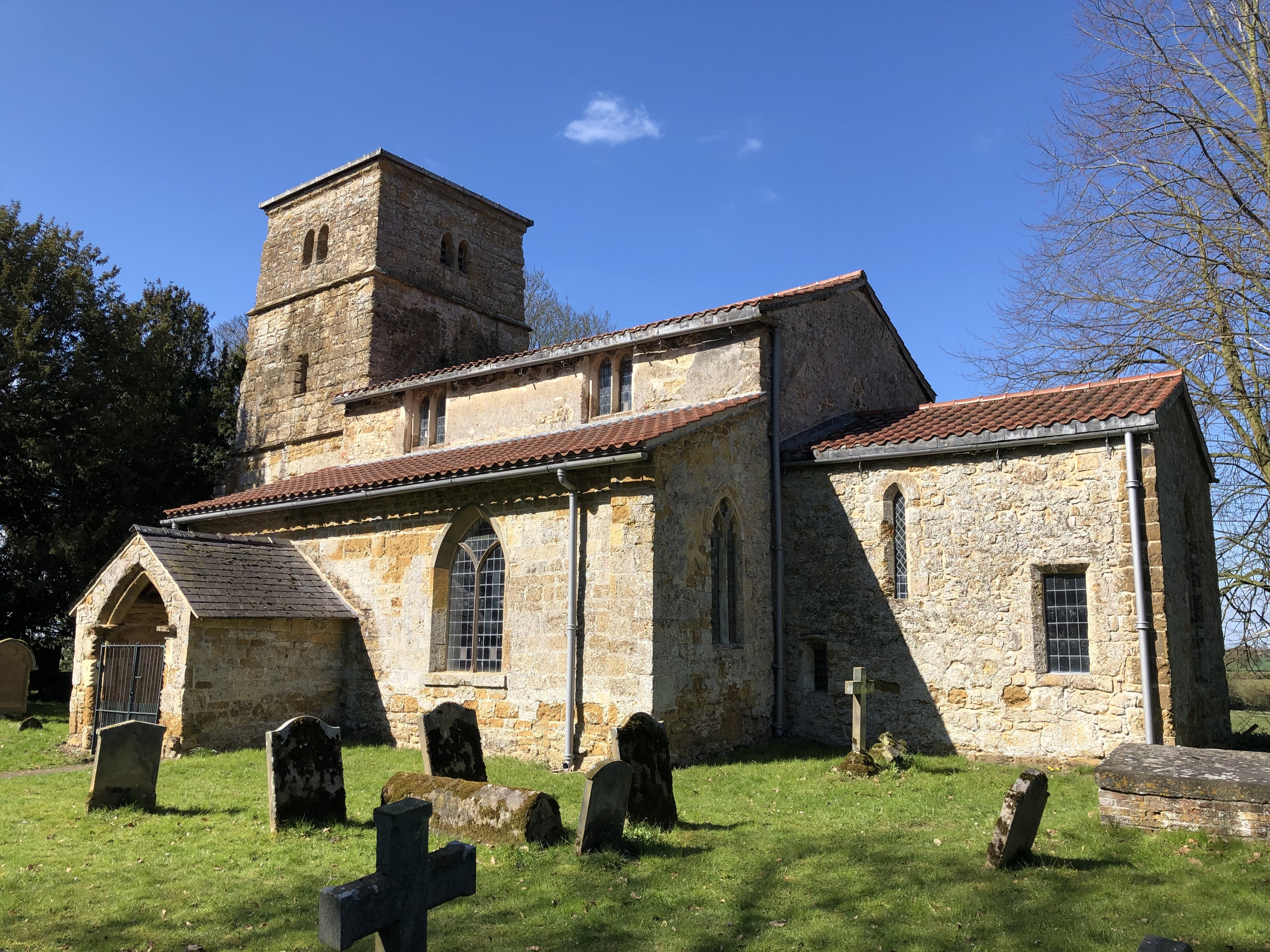 Buttress appointed to inspect ten churches for the Churches Conservation Trust