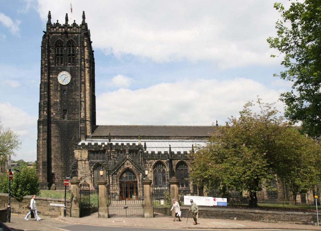 Halifax Minster and Grimsby Minster receive vital grants from Government's £1.57bn Culture Recovery Fund