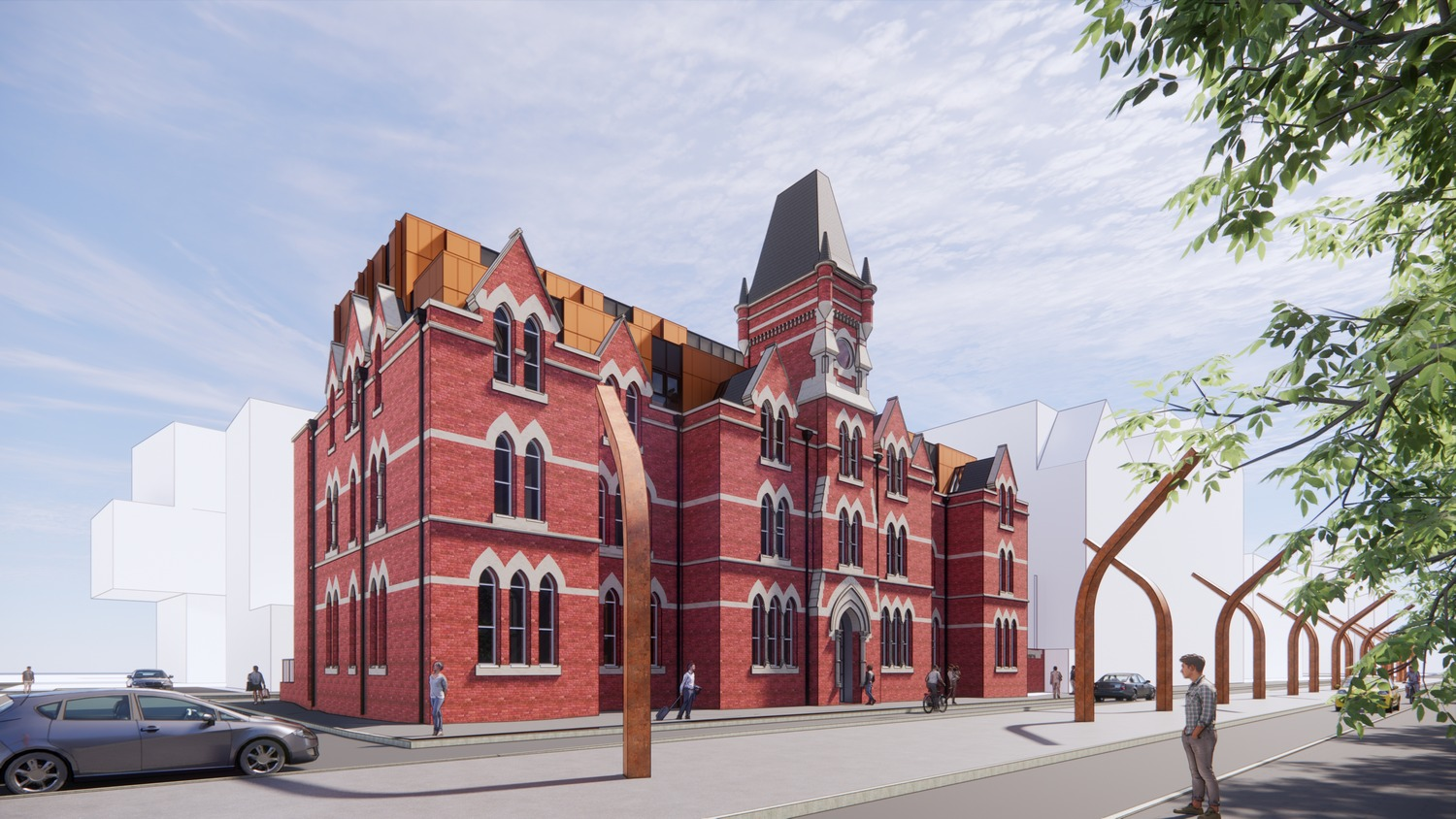 Plans submitted for Ancoats Dispensary redevelopment