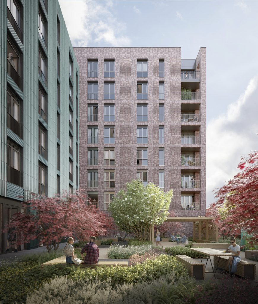 Plans submitted for Eliza Yard