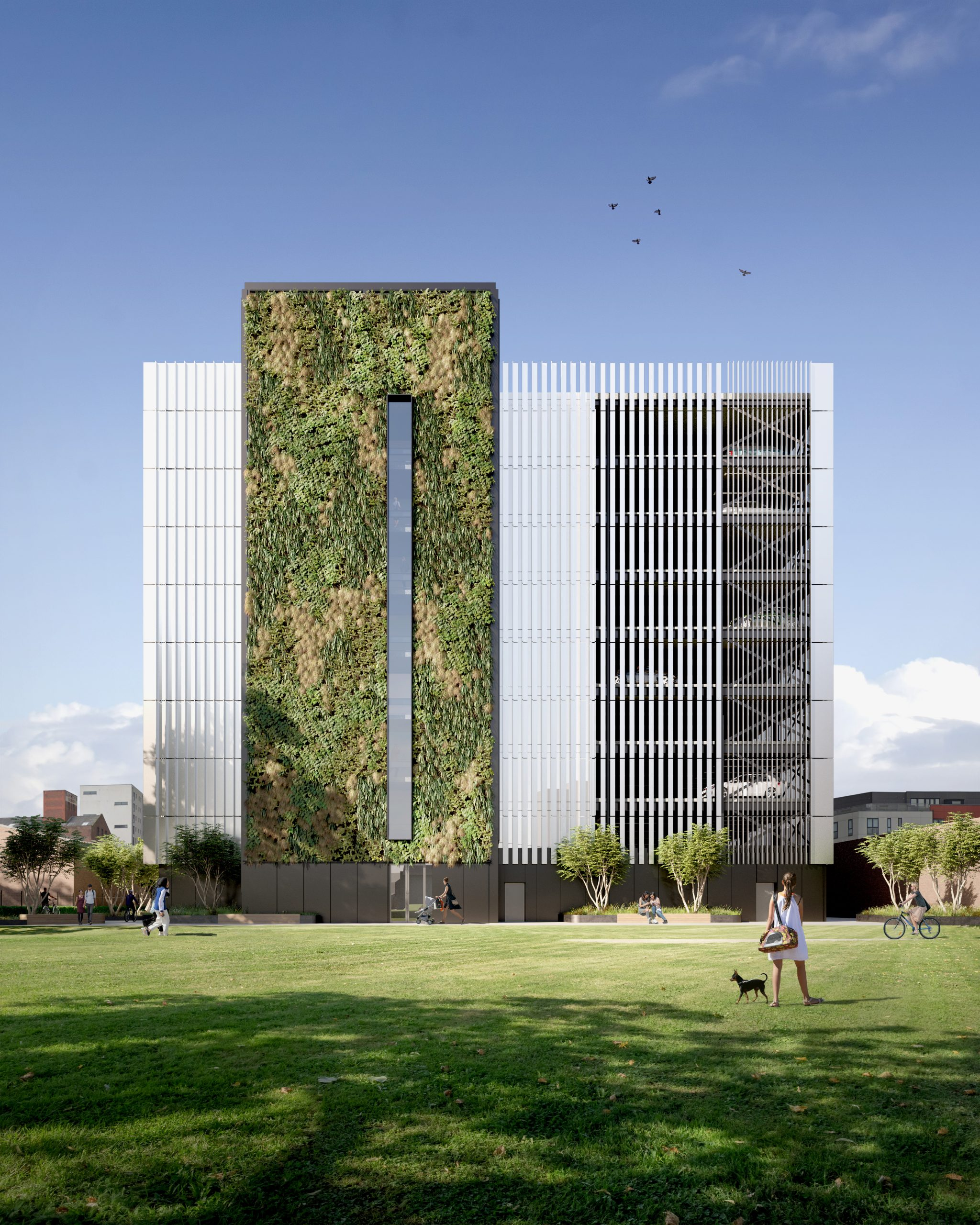 Plans lodged for Ancoats Mobility Hub