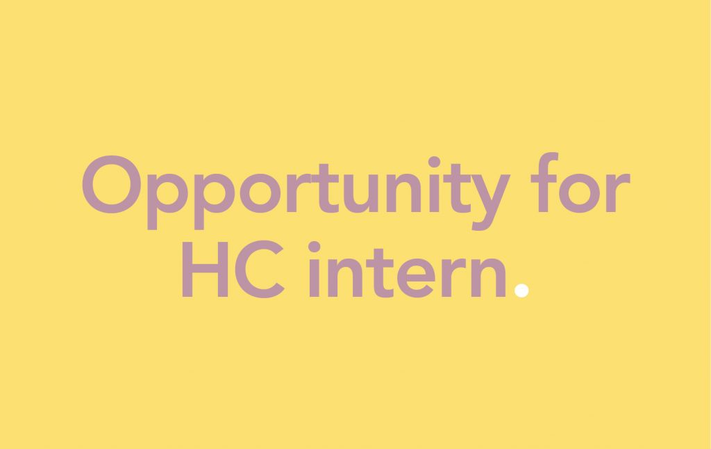 Opportunity available for a Heritage Consultancy Intern
