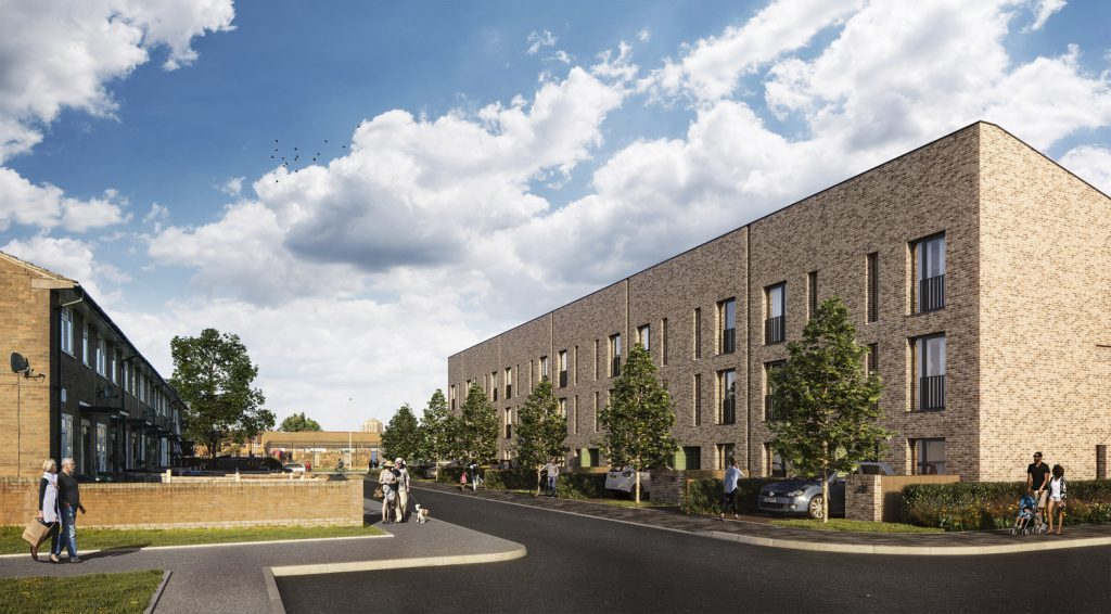South Collyhurst homes approved