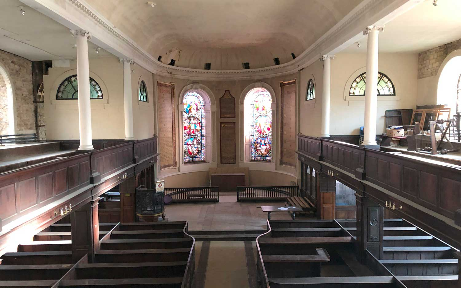 St John's the Evangelist project moves forward with anonymous donation
